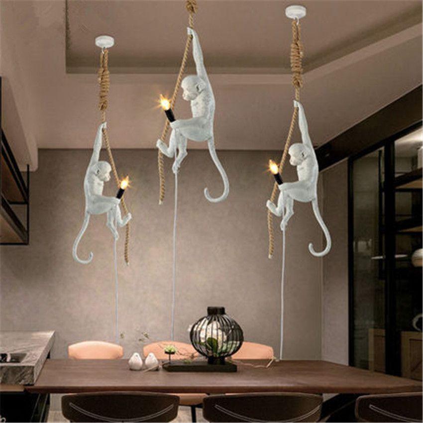Картинки по запросу Monkey Lamp Seletti в интерьере