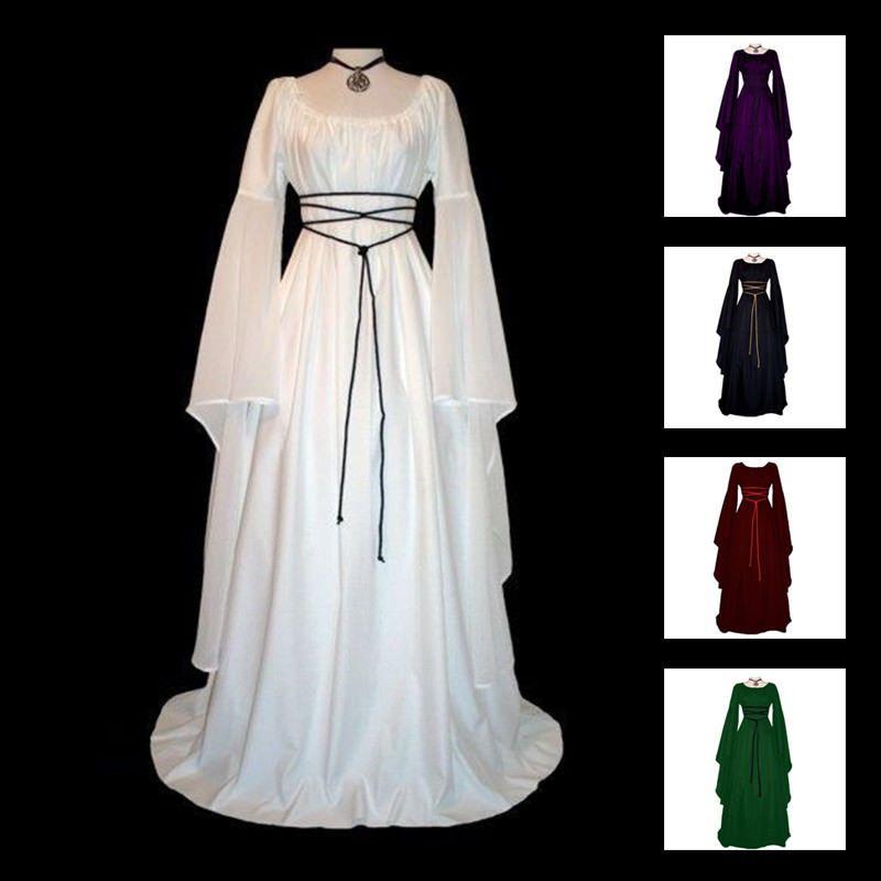 $17.09 AUD - Womens 1970S Vintage Victorian Renaissance Gothic ...