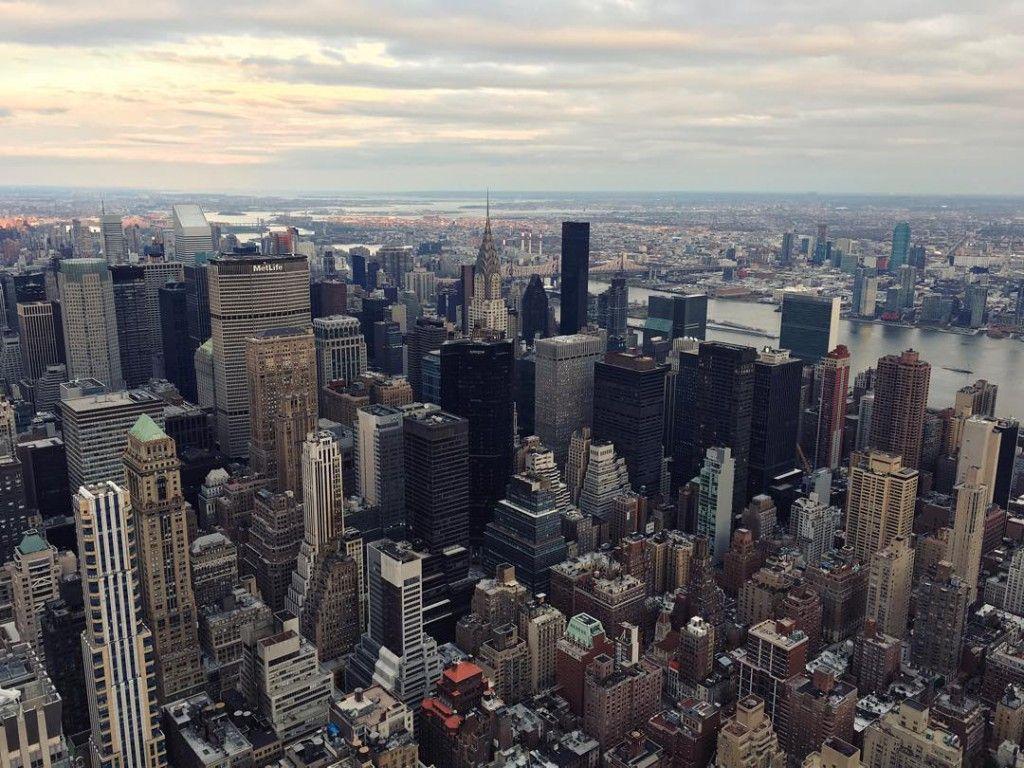 One World Observatory - Chrysler Building