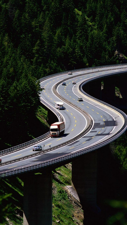 4k Ultra Hd Wallpapers Scary Bridges Beautiful Roads Scenery