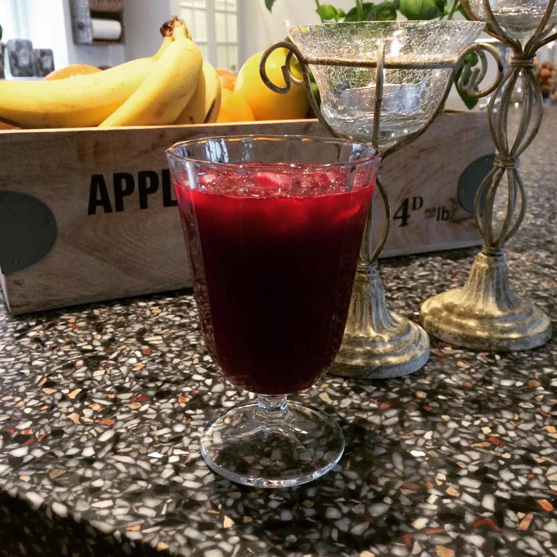 Juice#rødbede#ingefær#appelsin#æble#gulerod#