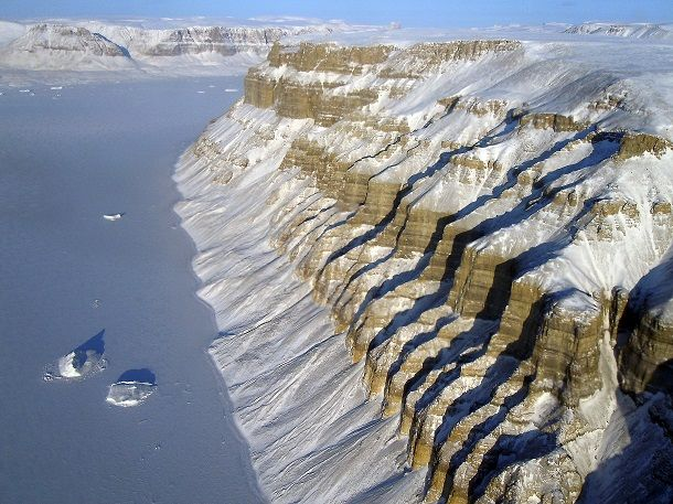 Klinck Research Station, Greenland - One of Earth's coldest places