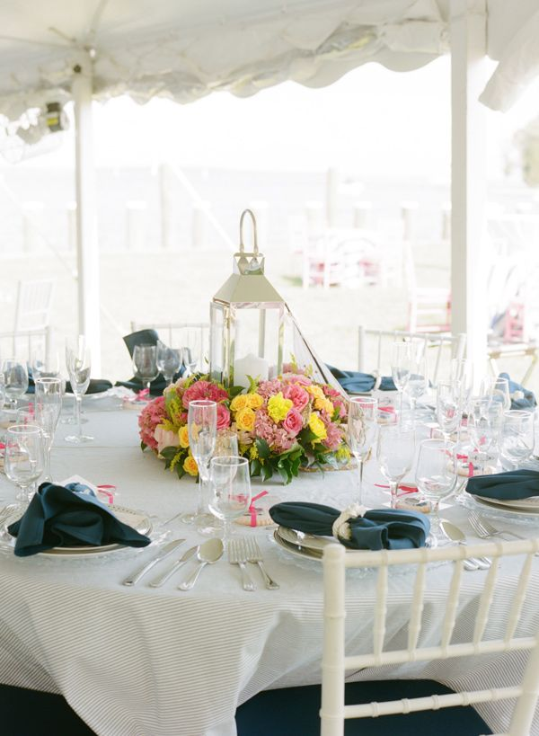 Nautical Chesapeake Bay Wedding PreppyNautical