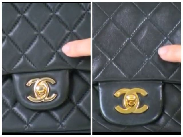 684b4c4a556e How to spot a fake Chanel bag  See it here in pictures and videos! –  WONDERMIKA