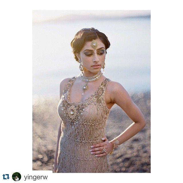cool vancouver wedding @yingerw #repost ・・・ Sneak peek to our Spring #YRCreativeCollaboration! More to come! #Vancouver #StyledShoot #filmphotography #igersvancouver #portrait #fineartwedding#filmisnotdead #Contax645 #fuji400h Models:@ikjot_sandhu, Jessie Randhawa // Photographer: @yingerw // Event planner: @ES_eventdesign // MUAH: @lilydoesmakeup @elliesayshello // Dress & Jewelry: @houseofvanityattire @queensberryflowers // BTS: @davebrysonphoto // Assistant: @itswilsonlau // Assistant…
