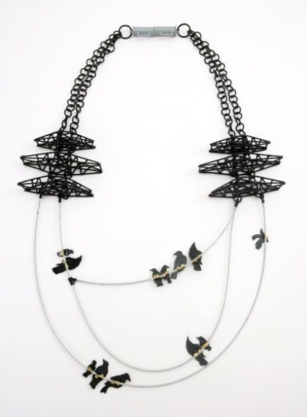 """""""Chattanooga, Tennesse"""" Necklace  by Danielle James"""