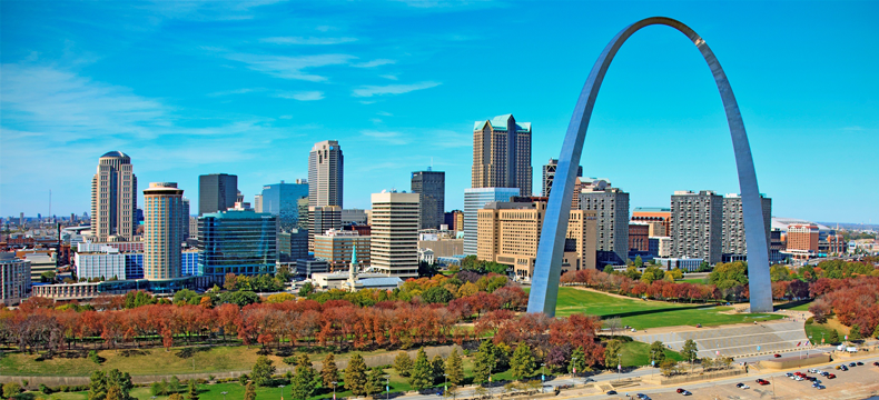 St. Louis, Missouri St louis, Skyline, St louis attractions