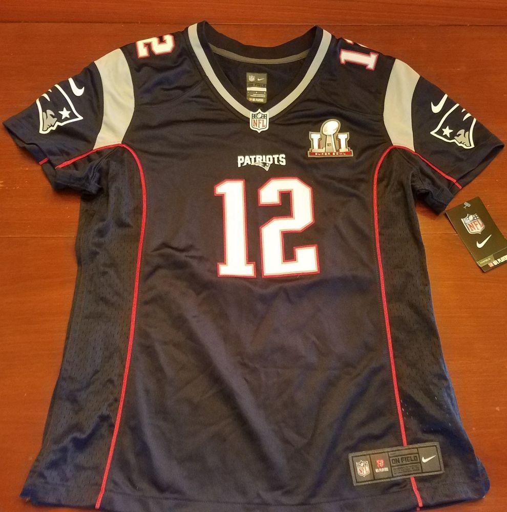 reputable site 625b4 1333f Details about Tom Brady XXXL Jersey New England Patriots #12 ...
