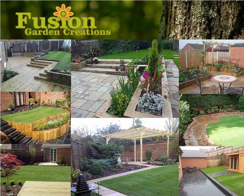 #Garden Design Nottingham - Fusion Garden Creation ...