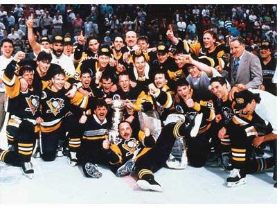 6c9d69ec6 Minneapolis the night the Pittsburgh Penguins became Stanley Cup Champions  for the first time