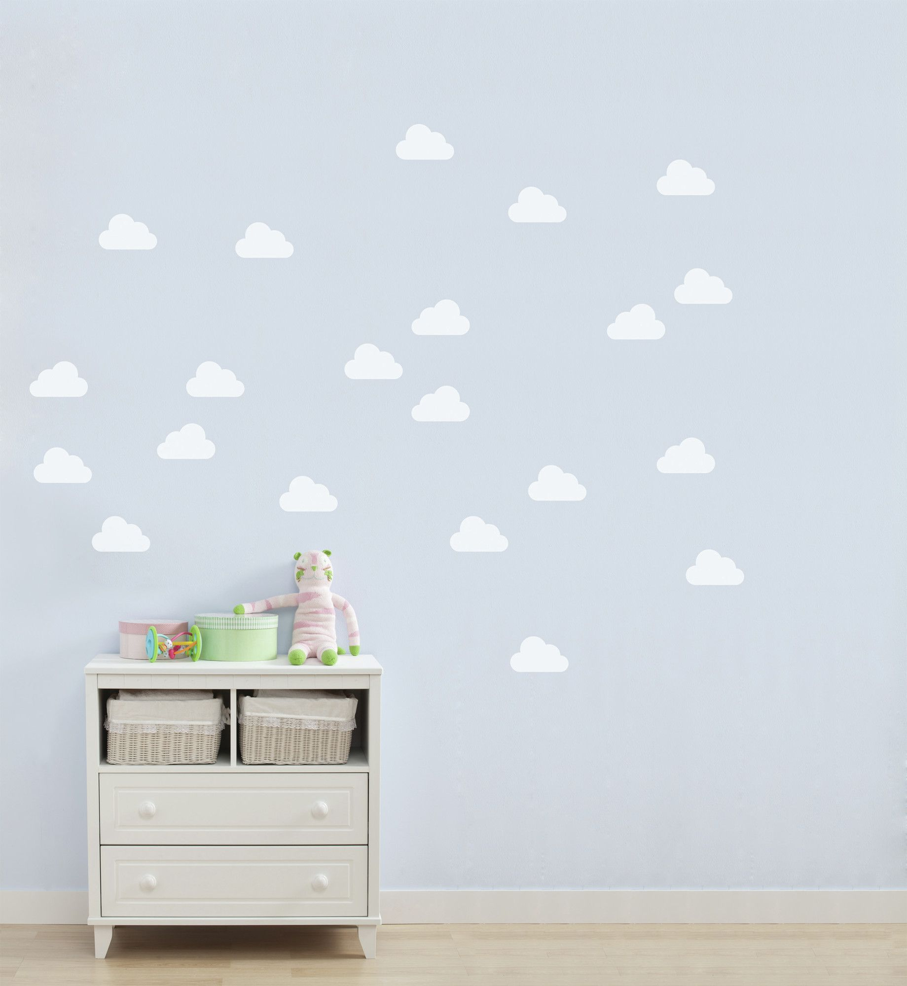 AdzifIt/'s It/'s rainning Wall Decals Multicolored