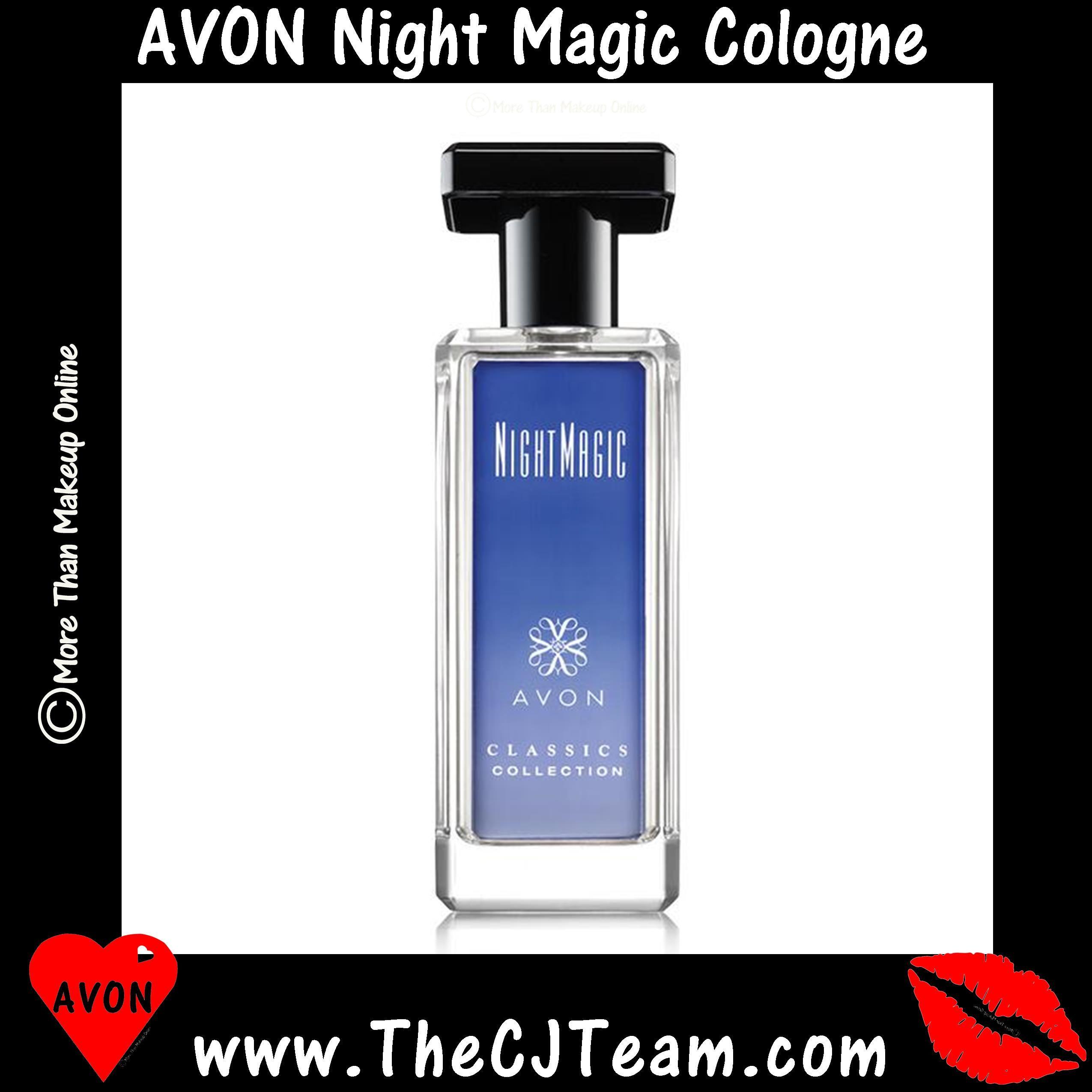 Avon Night Magic Evening Musk 1.7 Fl Oz