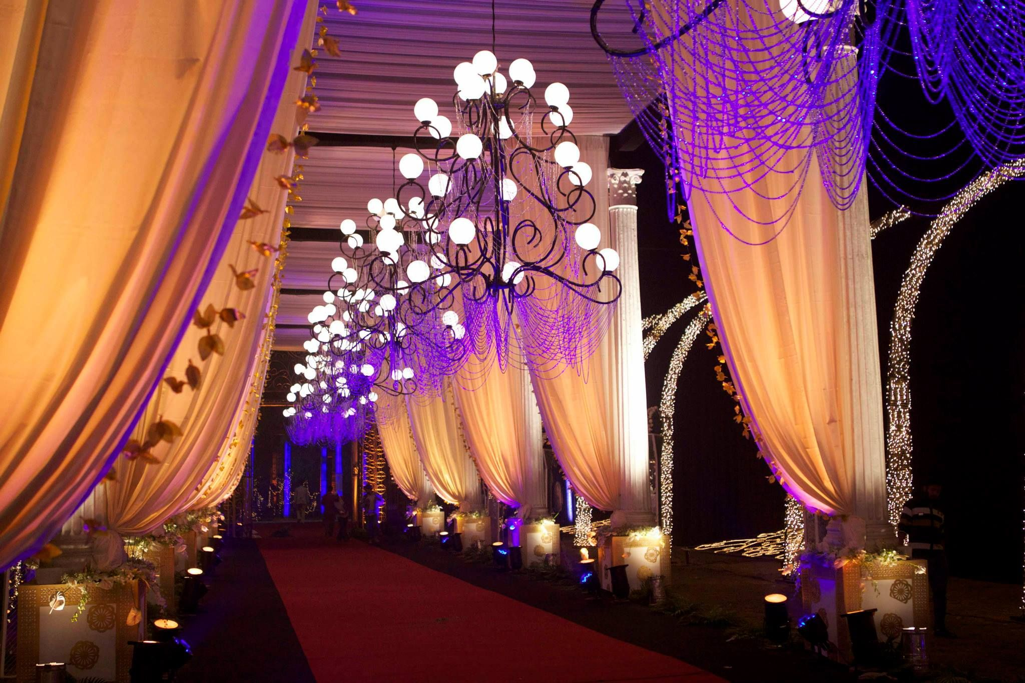 Wedding Decor by Q Events