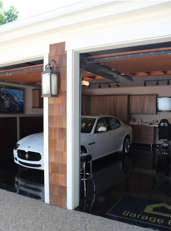 garage  | More here: http://mylusciouslife.com/stylish-home-luxury-garage-design/