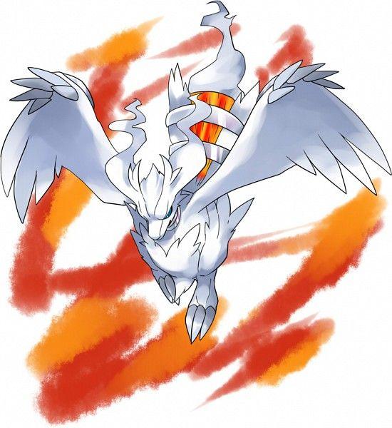 Reshiram 1535401 Zerochan Pokemon Images Anime Pokemon
