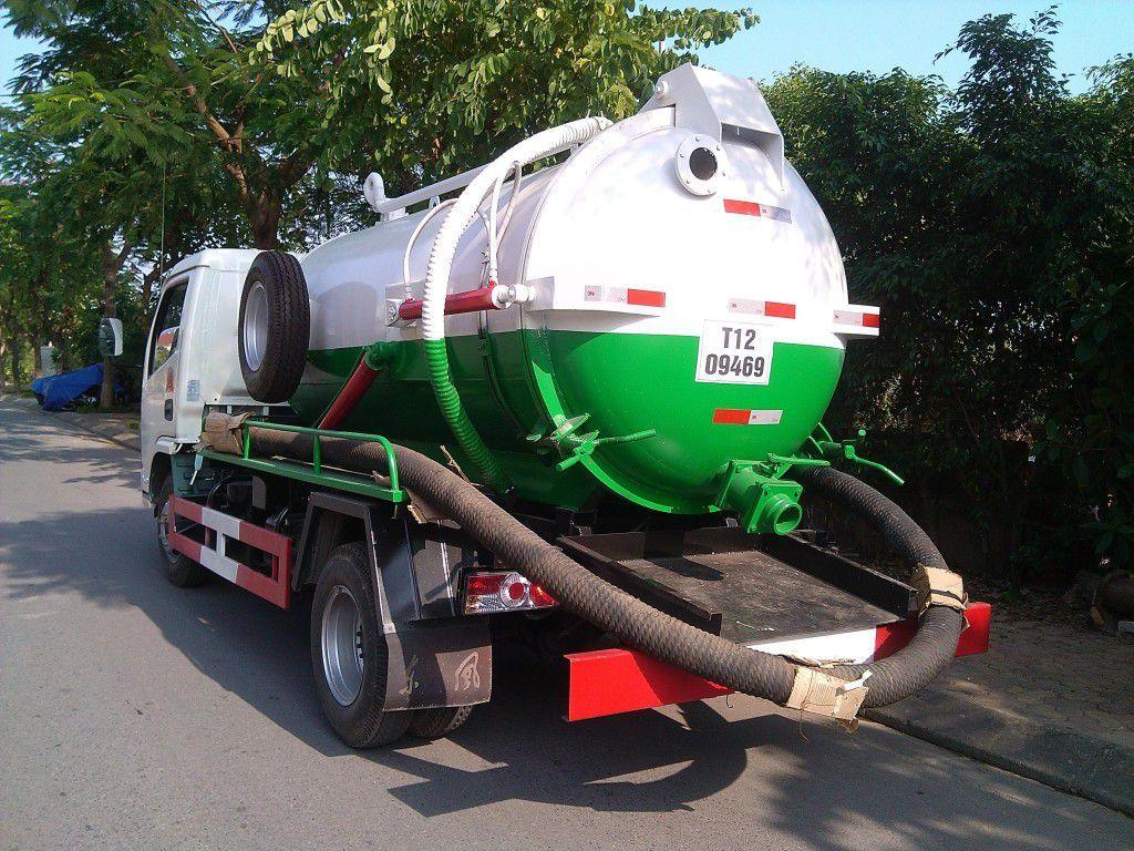 Hút bể phốt tại huyện Mỹ Lộc - Nam Định - Giảm giá 20%