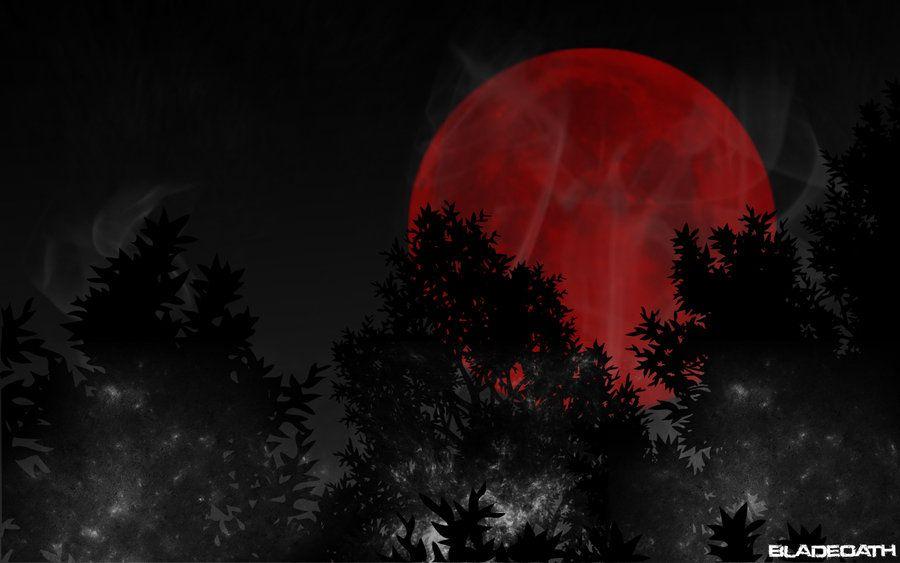 картинка кровавой ночи позы авторском