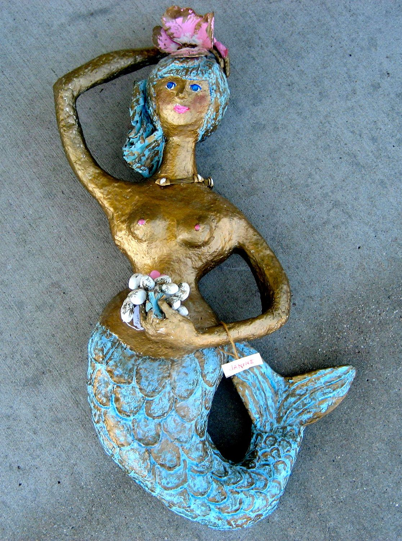 Mid Century Mermaid