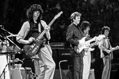 Page, Clapton, Beck