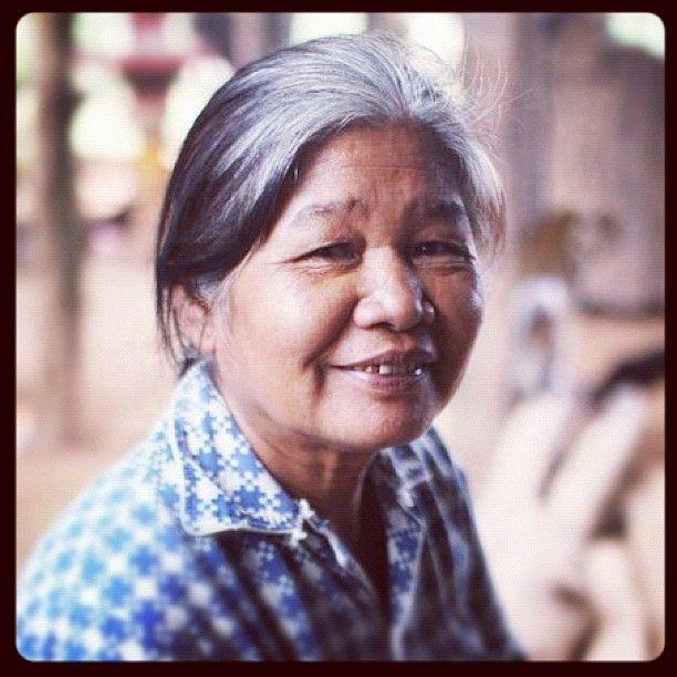 Dem, a Kiva Borrower, from Cambodia.