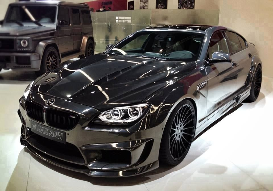 Hamann Bmw M6 Gran Coupe Body Kit With Images Bmw Bmw M6 Top