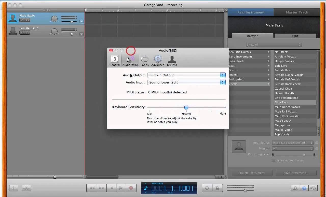 How to Record a Skype Call Using Garageband Garage band