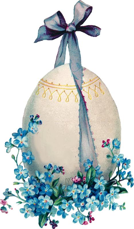 Ручной работы, яйца пасхальные открытка
