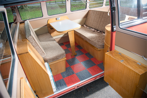 Vw Devon Interiors Google Search Lakoauto Campervan