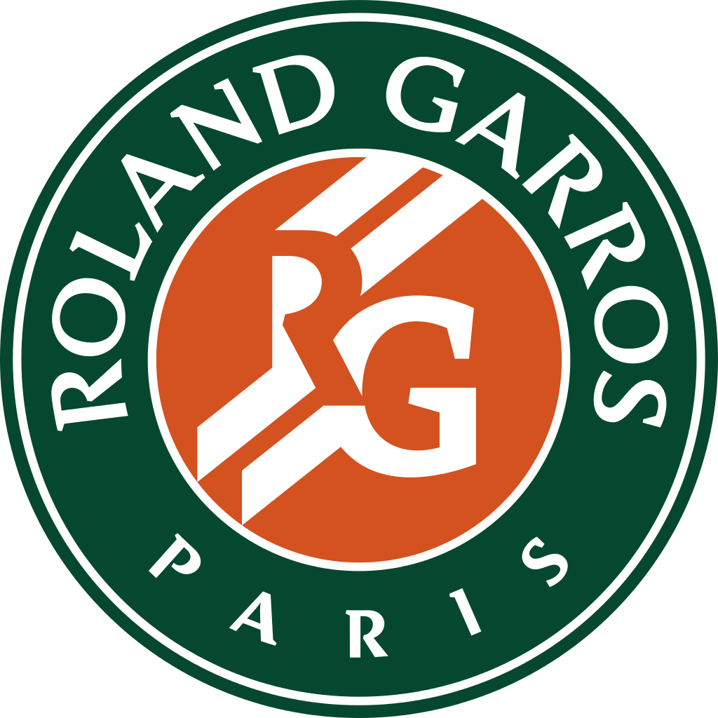 Image Fichier Logo Roland Garros Svg Wikip Dia Rafael Nadal Jogar Tenis Desporto