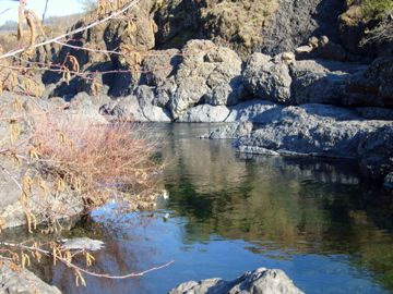 Bear Hole in Chico Ca. Best place to swim when its 100 degrees!