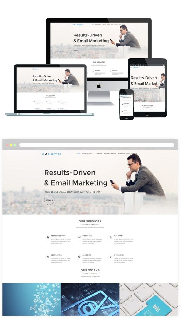 Lt eservice onepage wordpress theme wordpress template and video lt eservice onepage wordpress theme wordpress business themes 1900 accmission Images