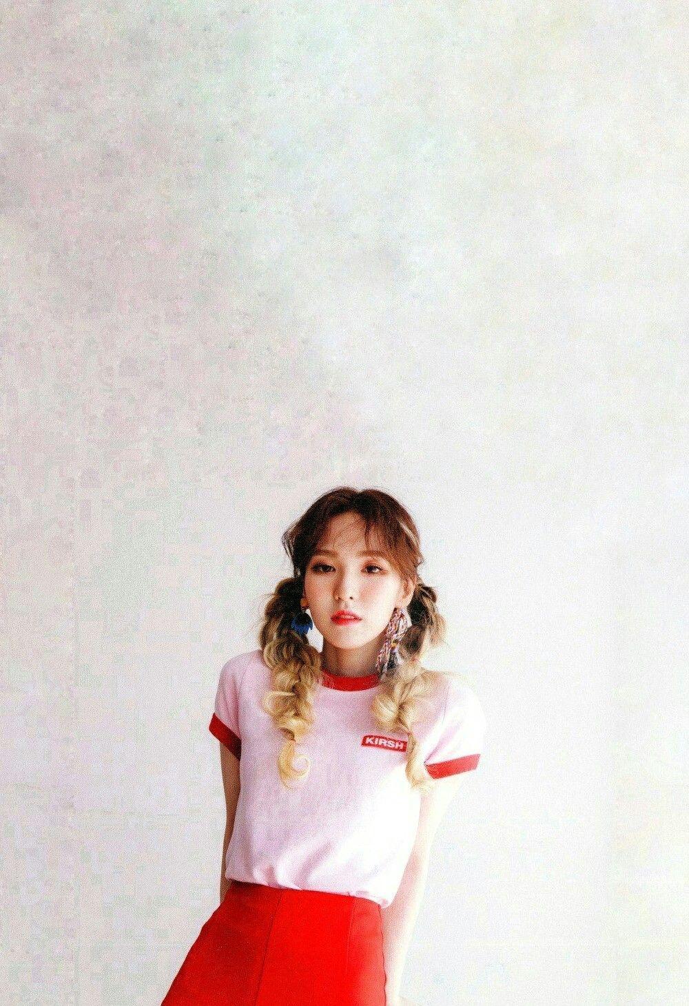 Red Velvet The Red Summer Wendy Red Velvet The Red Summer