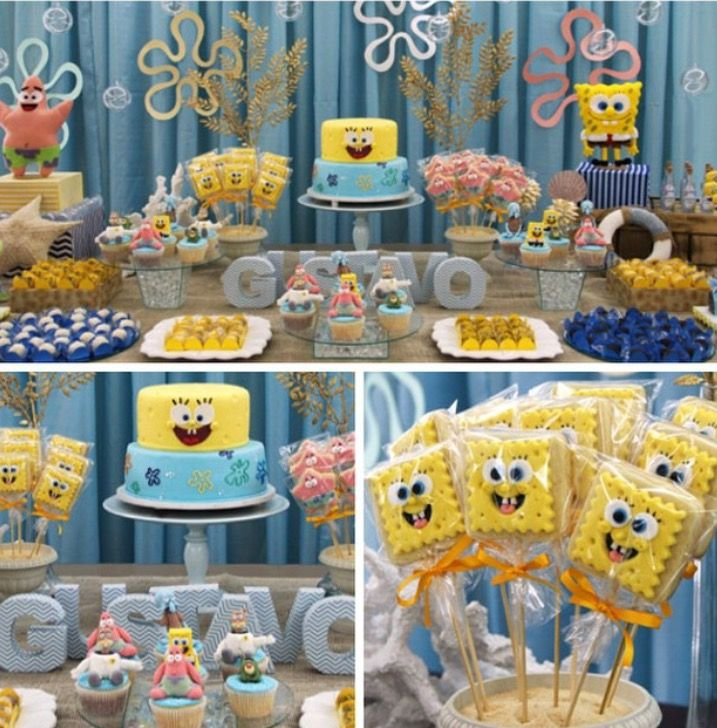 bob esponja candy bar nugget spongebob party spongebob birthday rh pinterest com