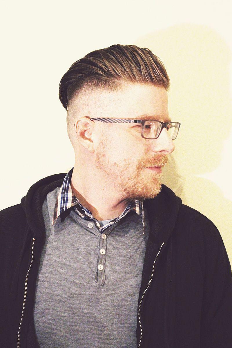 peaky blinders haircut...