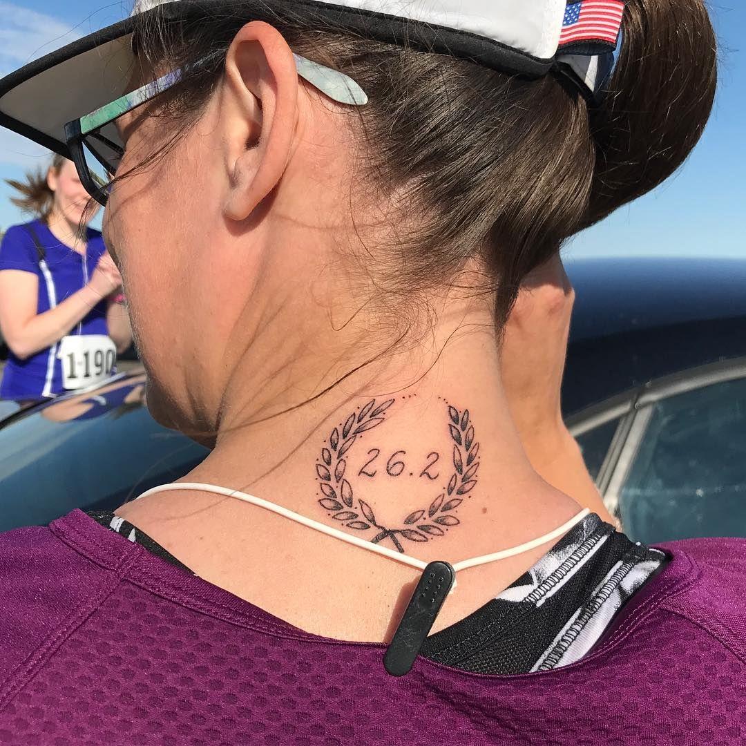 24 marathon tattoos worthy of every single mile in 2020