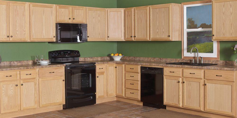 Menards Unfinished Kitchen Cabinets in 2020   Unfinished ...