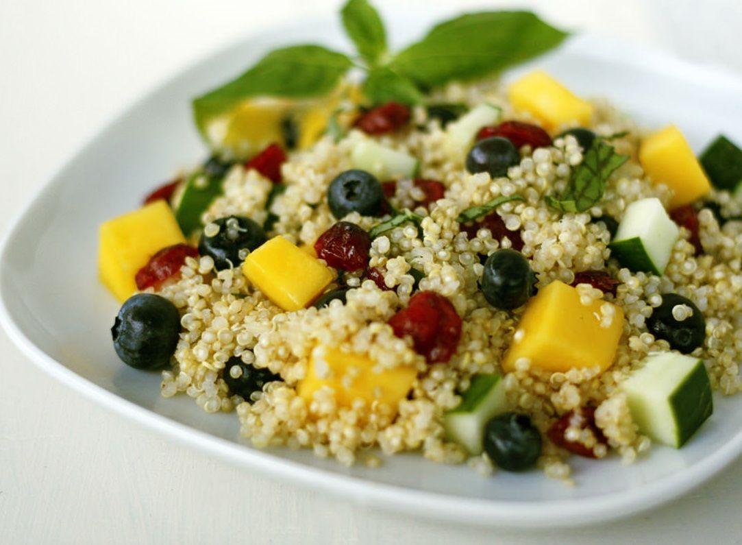 Quinoa: come si cucina la quinoa e ricette con la quinoa salute e