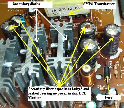 Famous Computer Psu Repair Mold - Schematic Diagram Series Circuit ...