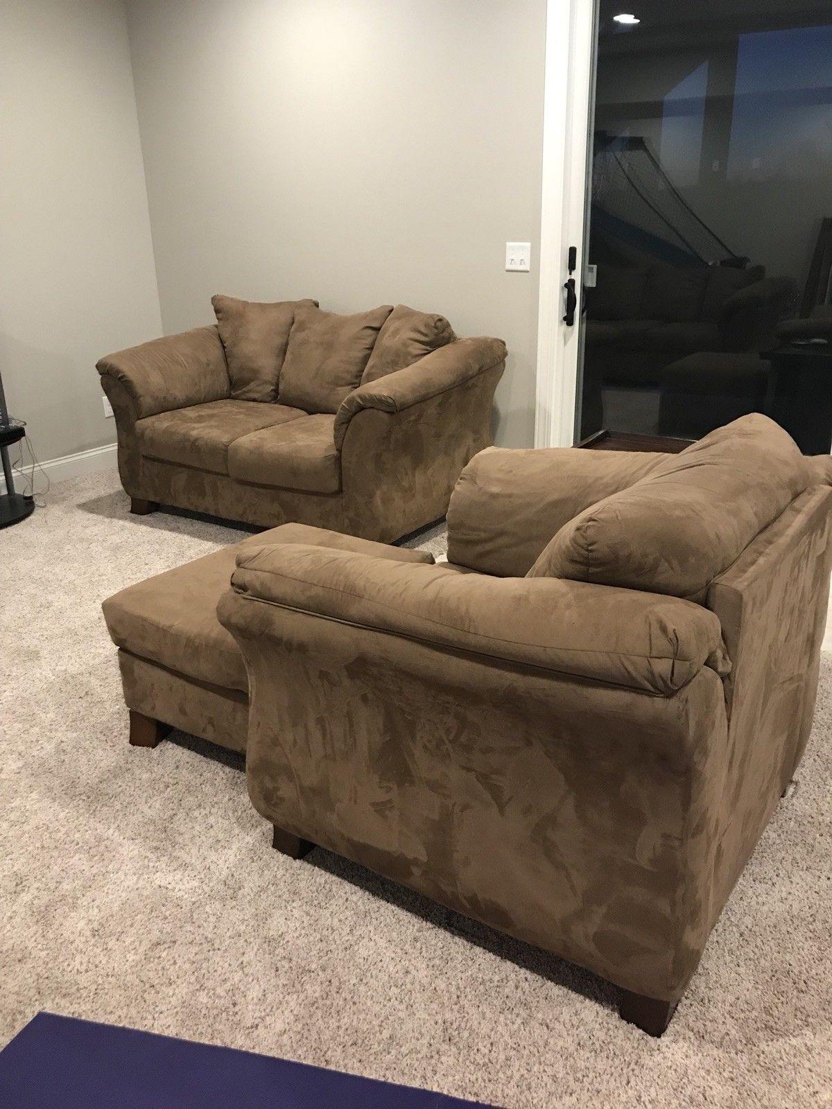 Miraculous 750 00 Couch Loveseat Chair And Ottoman Loveseat Uwap Interior Chair Design Uwaporg