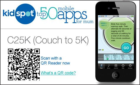 Best Apps Best iPhone Apps C25K (Couch to 5K
