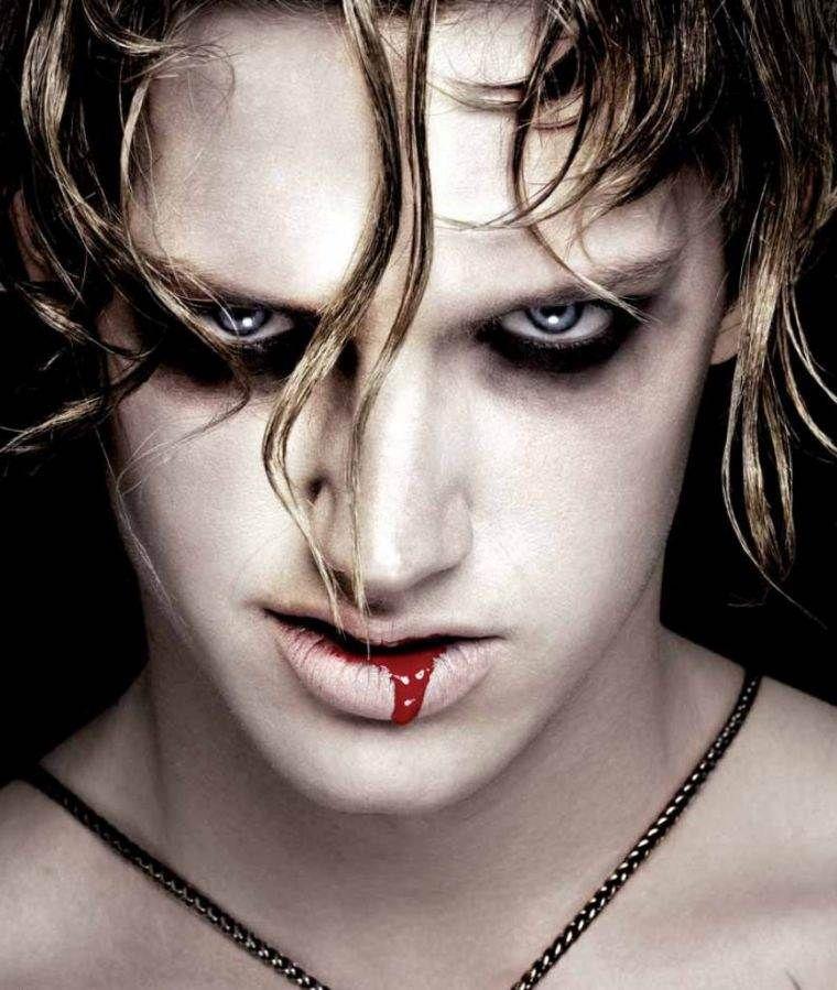 Maquillage Halloween homme facile en 10 idées originales et