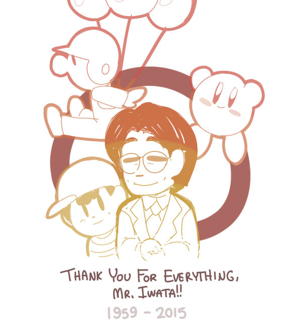 #RIP Iwata
