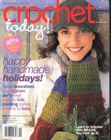 Crochet Today 10-11 2006 - Anna Borodai - Picasa Web Albums