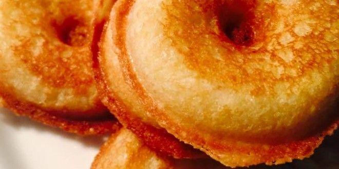 Banting doughnuts