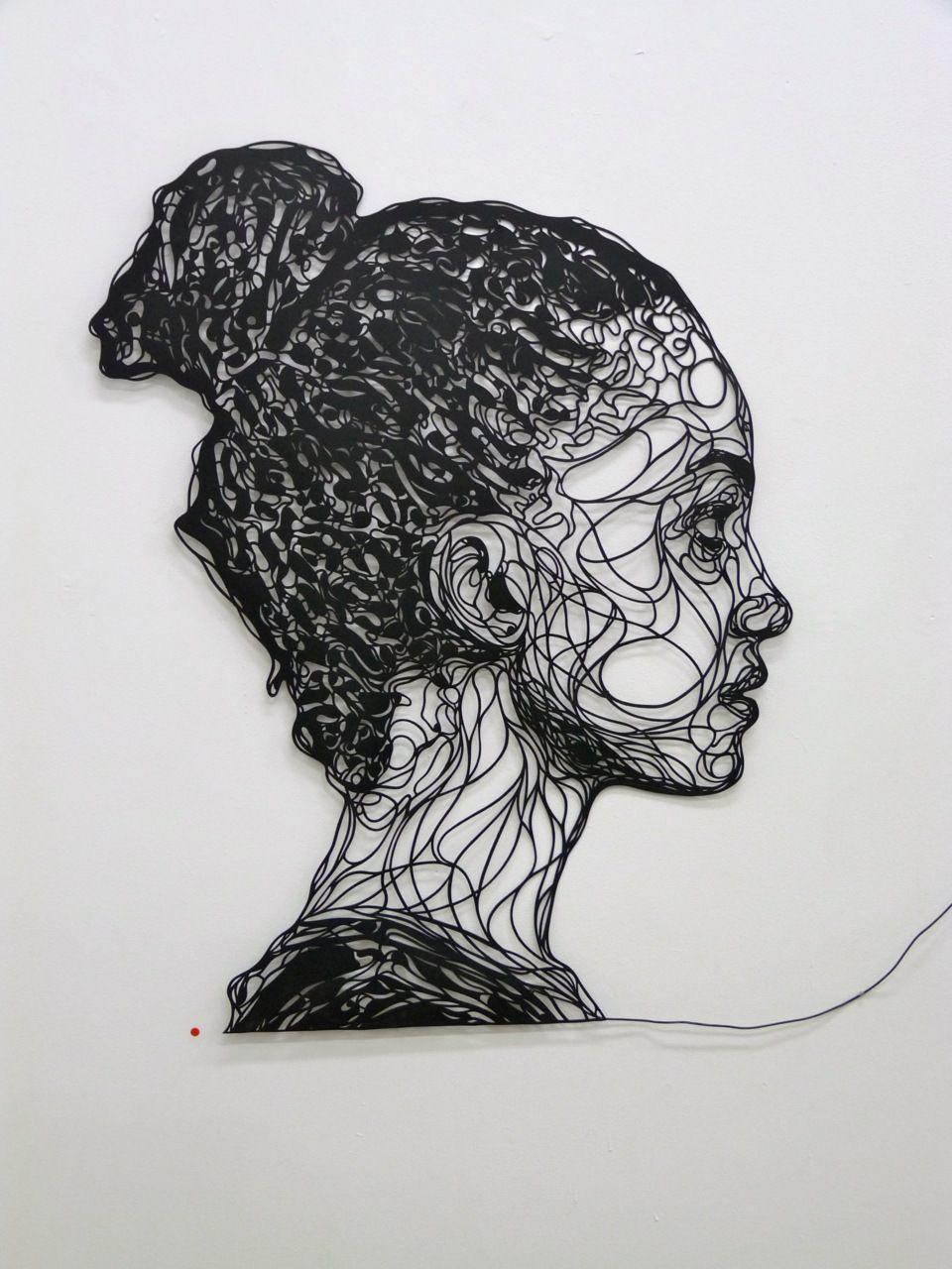 papercut artwork