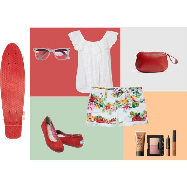"""""""summer outing"""" by pcpinfants on Polyvore"""