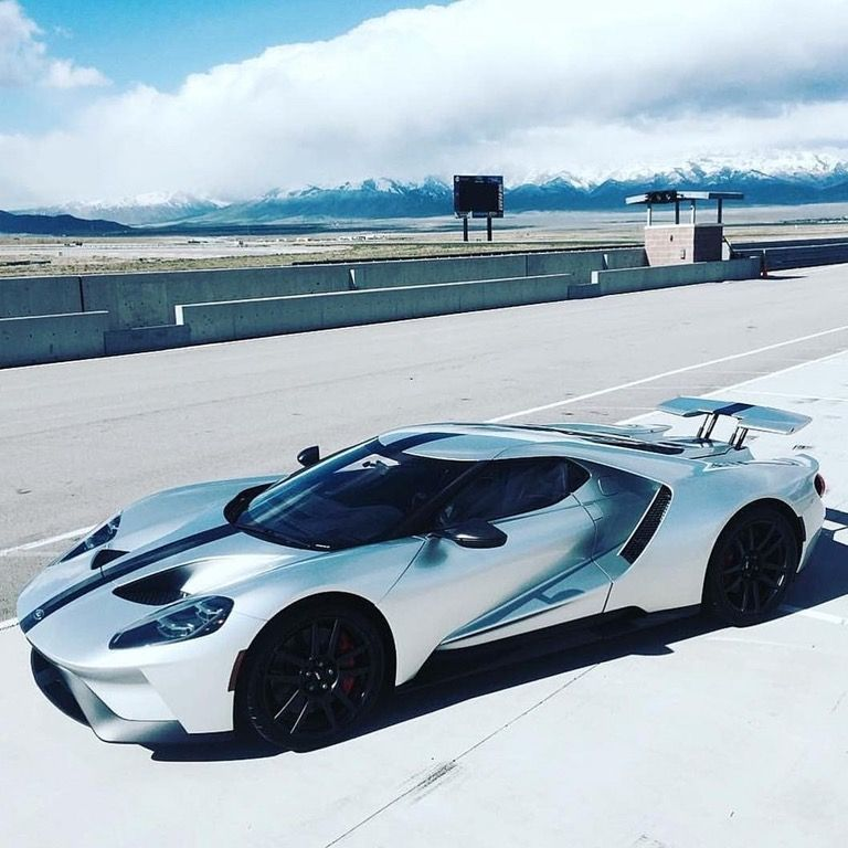 Ford GT Track Day [1058x1058] : Carporn (With Images
