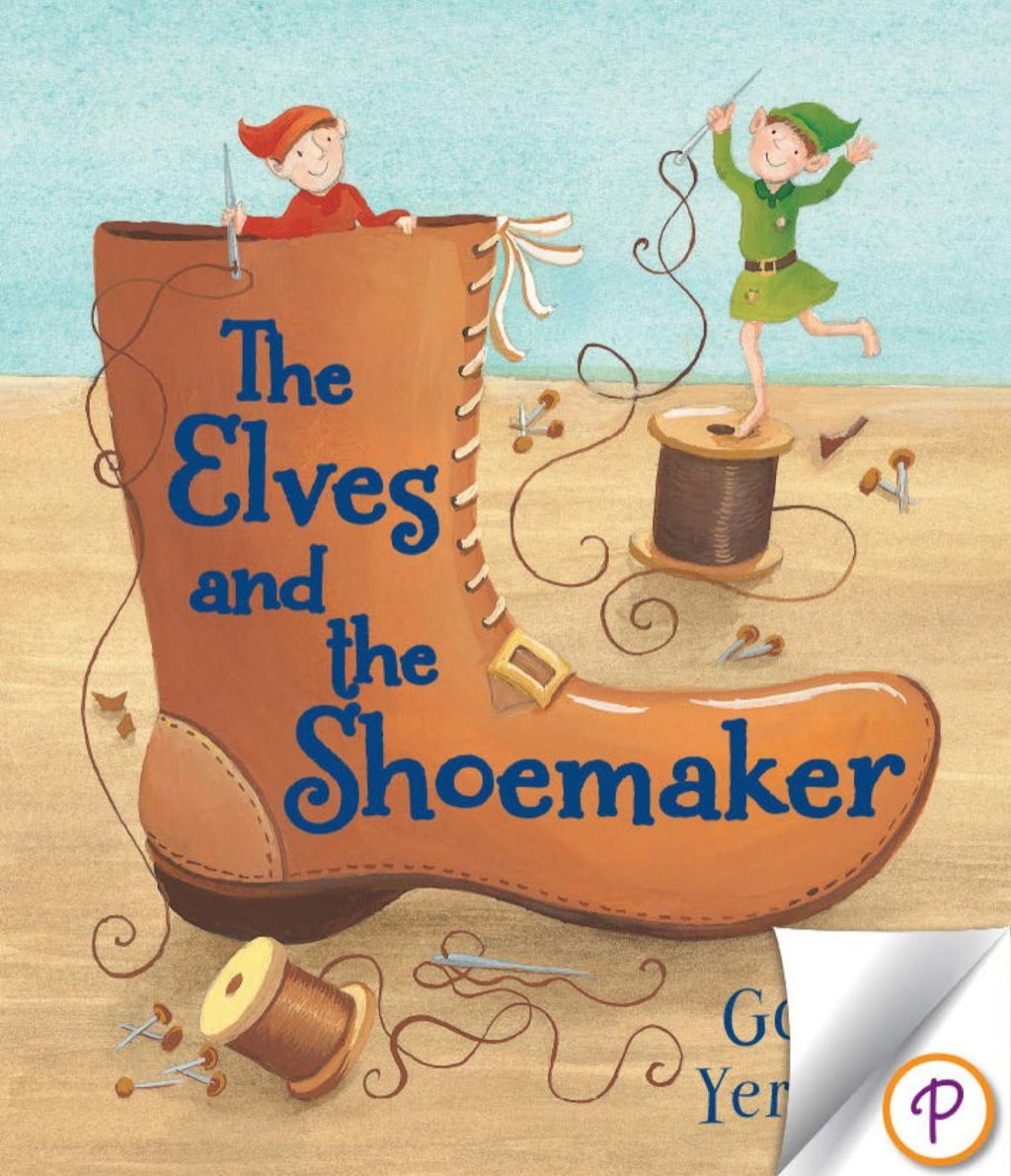 The Elves And The Shoemaker Ebook