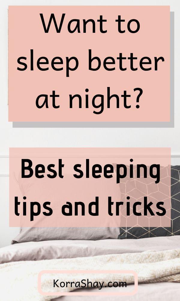 Tips to Help You Get a Good Night Sleep - Health C