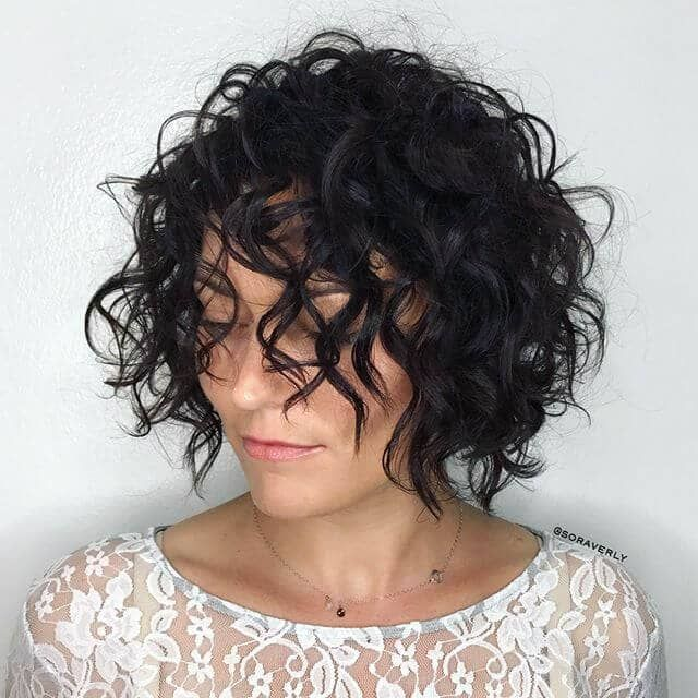Photo of 50 short and curly hairstyle ideas for a trendy and feminine look